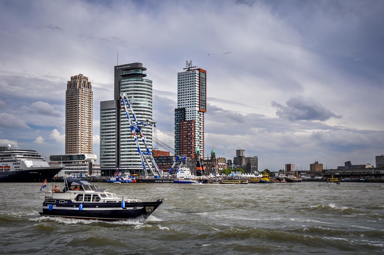 Rotterdam voor bewerking